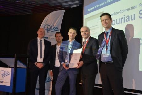 SOURIAU Fokker award 2017