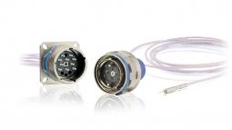 Arinc 801 8D connectors and termini